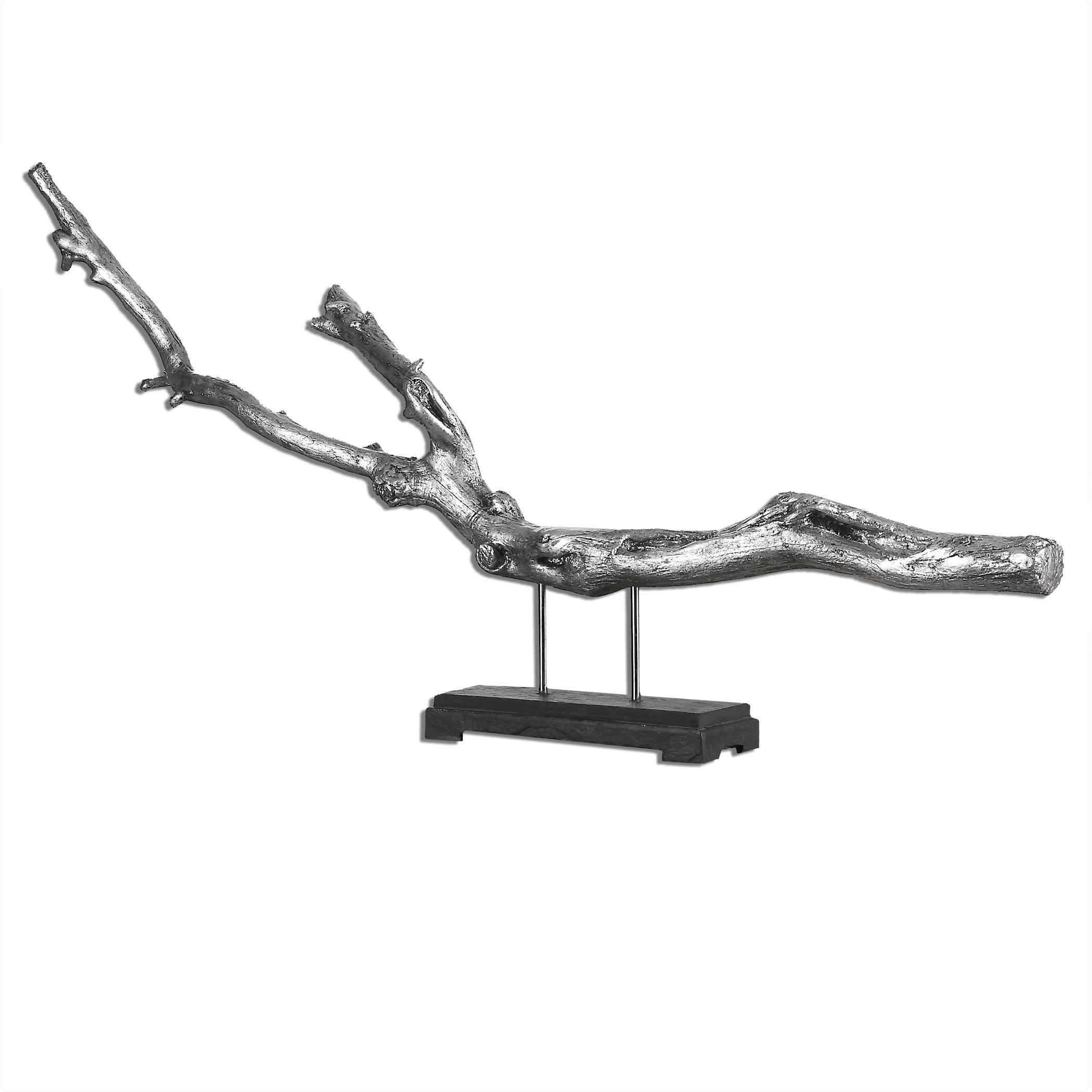Becan Branch Sculpture