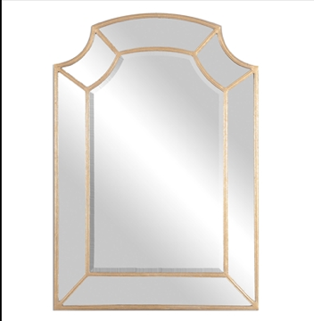 Francoli Mirror, Metal