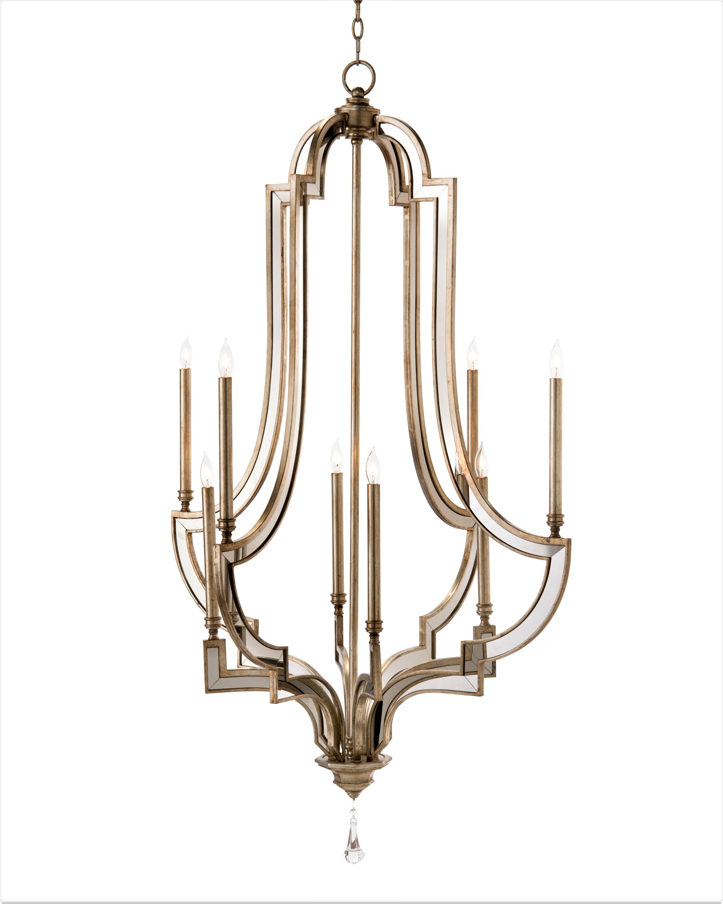 Reflections Eight-Light Chandelier (In-Store only)