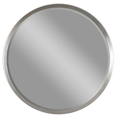 Serenza Oversized Circular Decorative Mirror