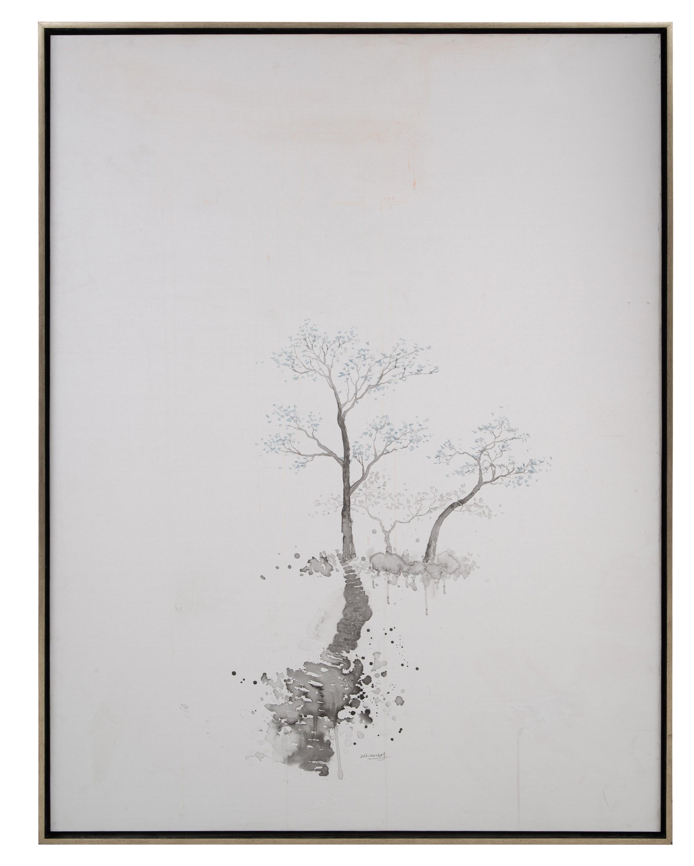 Zhu Yonglong's Triad Painting