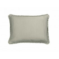 BATTERSEA STANDARD PILLOW / TAUPE S&S 20X26