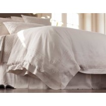 CASABLANCA KING DUVET / WHITE 12X98