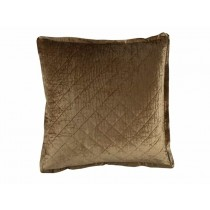 CHLOE EUROPEAN PILLOW /STRAW VELVET 26X26