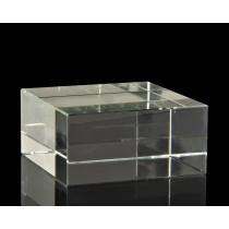 Large Crystal Display Block
