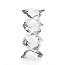 Geometric-Crystal Candle-Holder-Short