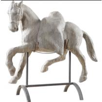 Lazzaro Horse Sculpture