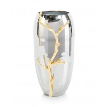nickel-plated-vase-wgolden-branch
