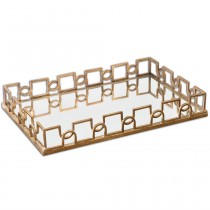 Nicoline Mirrored Tray