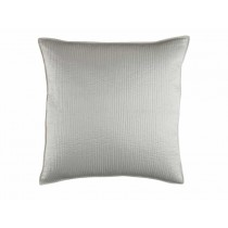 RETRO EUROPEAN PILLOW / IVORY S&S 26X26
