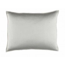 RETRO STANDARD PILLOW / IVORY S&S 20X26