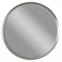Serenza Oversized Circular Decorative Mirror