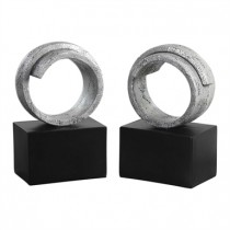 Twist Bookends, Set/2