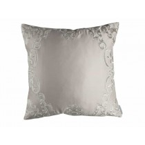 VALENCIA SQUARE PILLOW TAUPE / FAWN 20X20