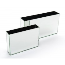 Versatile Mirrored Containers, Set/2