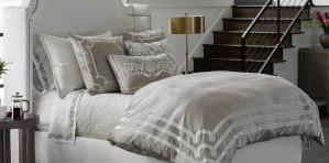 Angie Champagne Velvet Bedding Collection Luxury Bedding