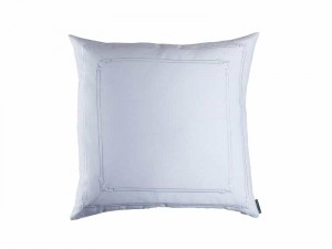 CASABLANCA EUROPEAN PILLOW / WHITE LINEN / WHITE LINEN 26X26