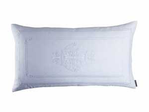 CASABLANCA KING PILLOW / WHITE LINEN / WHITE LINEN 20X36
