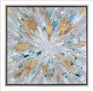 Exploding Star Wall Art