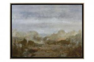 Dennis Carney's Miles & Miles Countryside Giclee'