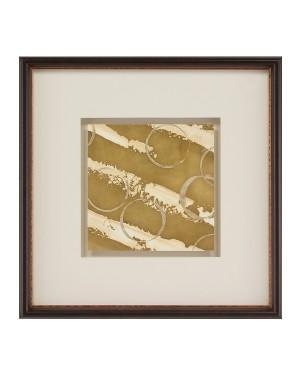 """21 x 21 x 2"""" Golden Rule III Golden Sepia"""