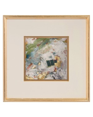 Jackie Ellens' Confetti II Vibrant Abstract