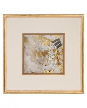 Jackie Ellens' Confetti III Vibrant Abstract