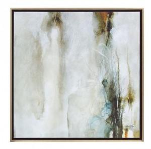 """49 x 49 x 2"""" Jason Lott's Reliquary I Abstract"""