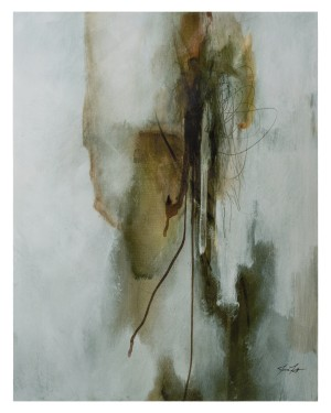 "48 x 62 x 2"" Jason Lott's Reliquary II Abstract"