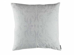 MOZART SQ. PILLOW / WHITE LINEN / WHITE LINEN 24x24