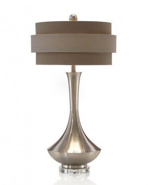 "Neutral Ground Table Lamp 31"" H"