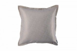 SOPHIA EURO PILLOW IVORY LINEN/ GOLD LUREX 26X26