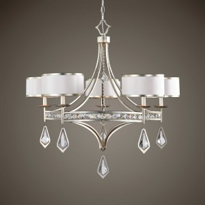 "Tamworth 5-Light Chandelier, 34"" Dia"